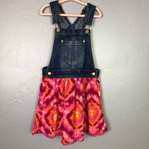 🐢Jordache over all dress size S(6-6x)